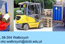 OKZ Wałbrzych / OKZ Wałbrzych - ul. Wańkowicza 7, Wałbrzych - tel. 74 848 12 77, e-mail: okz.walbrzych@dzdz.edu.pl - Kursy zawodowe i szkolenia - DZDZ Kursy i Szkolenia