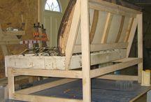 хобби мебель из дерева