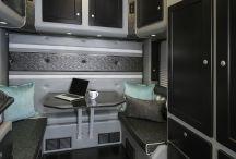 Bolt Sleeper Interiors / Custom sleeper interiors for expedite trucks and tractor trailers (semis). www.boltcustom.com