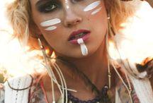 indiansky make up