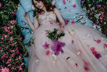 fairytale photoshoot