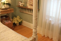 Bedrooms / by Angie Mcclain