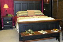 primitive/rustic  furniture