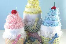 Diaper Cakes / by Bestinbabies.com