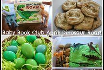 Dinosaurs / by Brooke Henningfeld