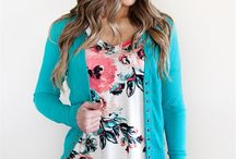 Spring Fashion likes / Fun, flirty, feminine a touch of edge and relaxed. Petite, curvy hourglass. Deep Winter colouring.