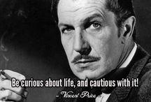 Vincent Price Best Quotes