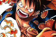 Luffy. D
