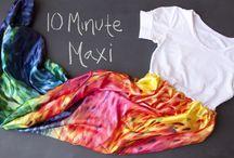 Maxi Dresses to make