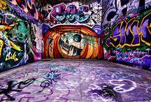 Граффити / Направление в современном искусстве