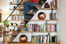 Bookshelf Love / by Linda Gerber