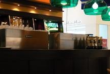 Rancilio & Egro locations / bar