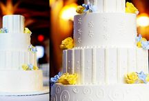 Wedding Cakes and Flowers / by Aimee Kay