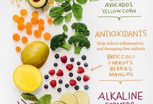 Zdravie a fitnes: zdravé jedlá a nápoje