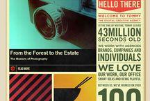 Web Design / by Miguel Gomez Millan