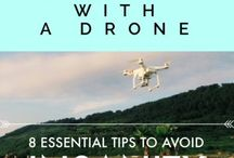 Everything Drones / Everything you need to know about purchasing a drone, whether you're a novice or an expert.