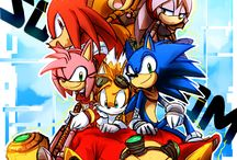 Sonic The Hedgehog/Sonic BOOM / Years and years of a legend...
