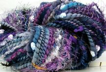 Yarn inspiration / I love yarn. All yarn. I love to make it and touch it and squish it!