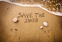 Wedding: Engagement Photos and Save the Dates