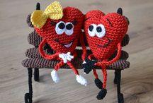 Valentines - Crochetrelated / #Crochet #Valentines