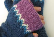Gorgeous hand knits