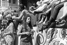 Woodstock * Hippie Era
