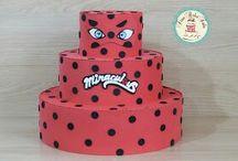 Ideias para Festa Infantil Miraculous Ladybug / Encontre ideias interessantes para decoração de festas infantis com tema miraculous