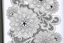 Zentangles so inspiring / by Carole Farber