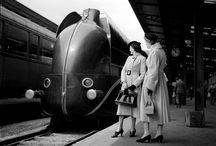 Train & Monorail