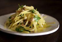 Aisian inspired food