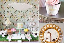 Baby Fever! Shower Ideas / by Alaina Grimes