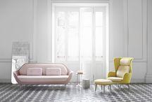 Tendance Esprit Sorbet / Pastel et naturel s'invitent dans votre intérieur pour un style frais et printanier ►bit.ly/203uLSl