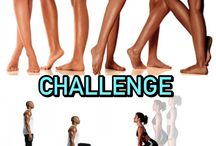 Monthly 7 Day Challenges / 7 day Facebook fitness challenges
