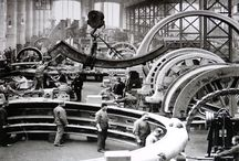 1920 steel manufacturing