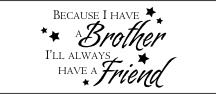 For My Baby Brother Willard