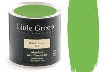 Little Greene Phthalo Green