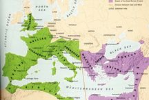 Roman empire and collapse
