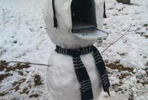 snowmanko