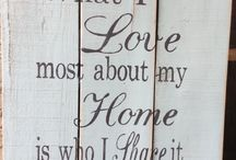 Home is where the heart is / by Erin Negri