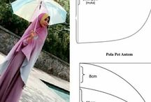 khimar/hijab