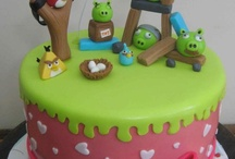 Cakes- Angry birds