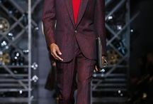 Menswear Fall Winter 2014 Milan / by Forever Voguish / Relentlessly Flawless