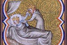MS - Grands Chroniques de France (1412)