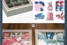 DIY | Baby | Kraamcadeau (textiel/vilt)