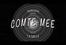 Comte-mee / A project I've made for my 3th year 'Photo-art' at the Academy in Sint-Niklaas (Belgium).
