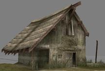 Scary Barns