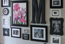 Family room wall ideas