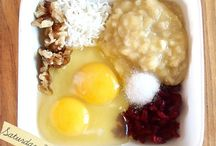 Yummy Breakfast / by Jessica Luffy-Ebeler
