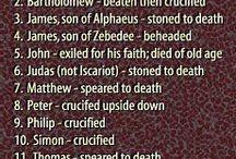 dead of 12 apostles