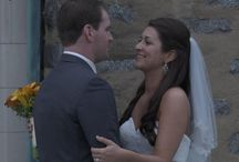 Our Wedding Videos / Wedding videos created by Valley Creek Productions